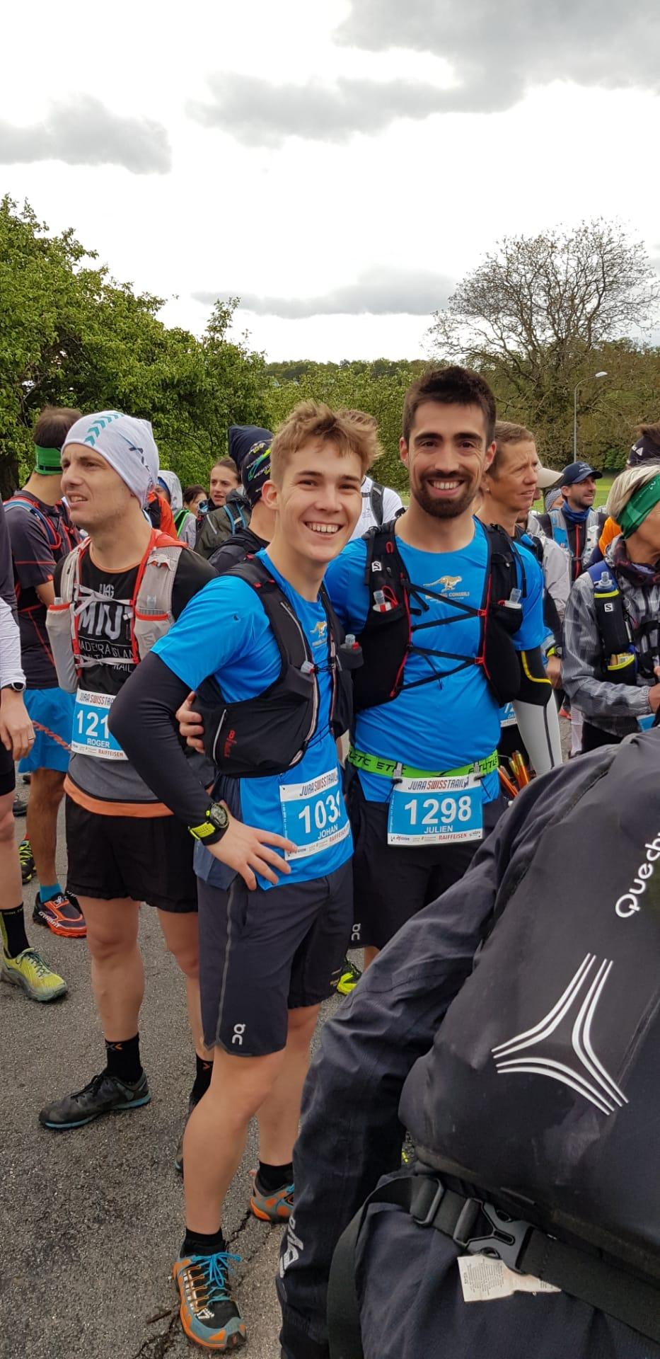 Yohan et Julien
